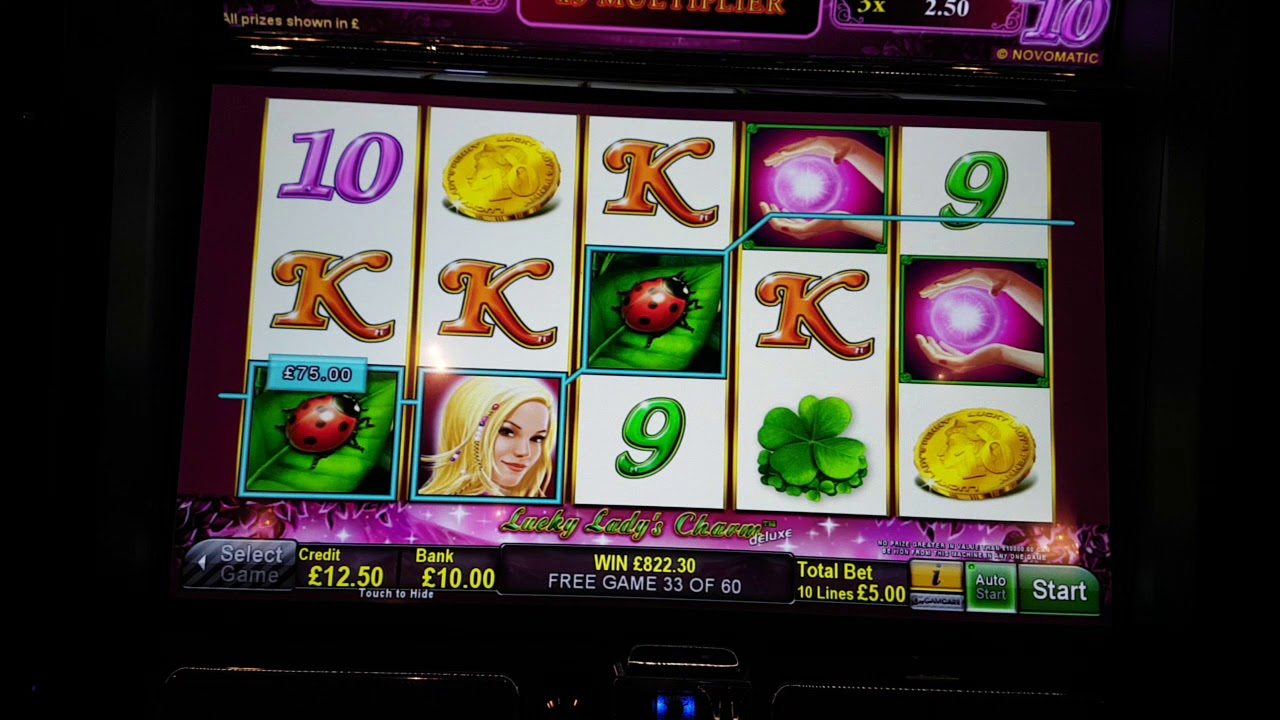 Slot lady biggest win