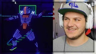 Video Glow In The Dark Trick Shots | Dude Perfect - Reaction download MP3, 3GP, MP4, WEBM, AVI, FLV Oktober 2018