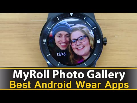 MyRoll Photo Gallery - Best Android Wear Apps Series