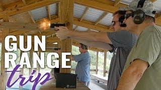 🔫 Clay Pigeon Shooting Trip