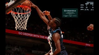 Best Plays From Monday Night's NBA Action! | Andrew Wiggins Poster Slam and More!
