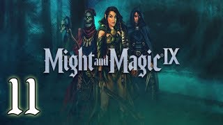 [LP] Might & Magic IX - #11 - Mountain Pass