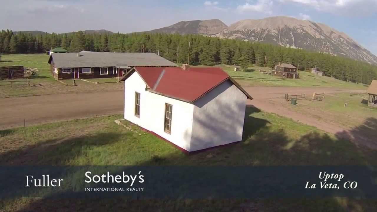 uptop la veta colorado luxury ranch u0026 ghost town for sale youtube