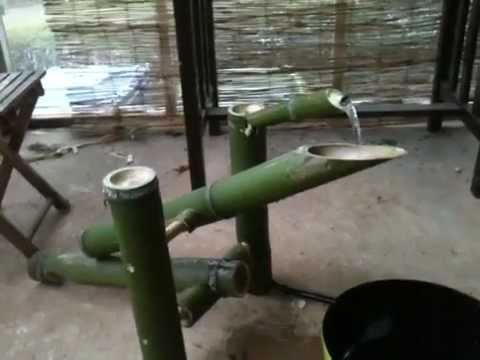 Jm Shishi Odoshi Anese Bamboo Fountain Deer Chaser