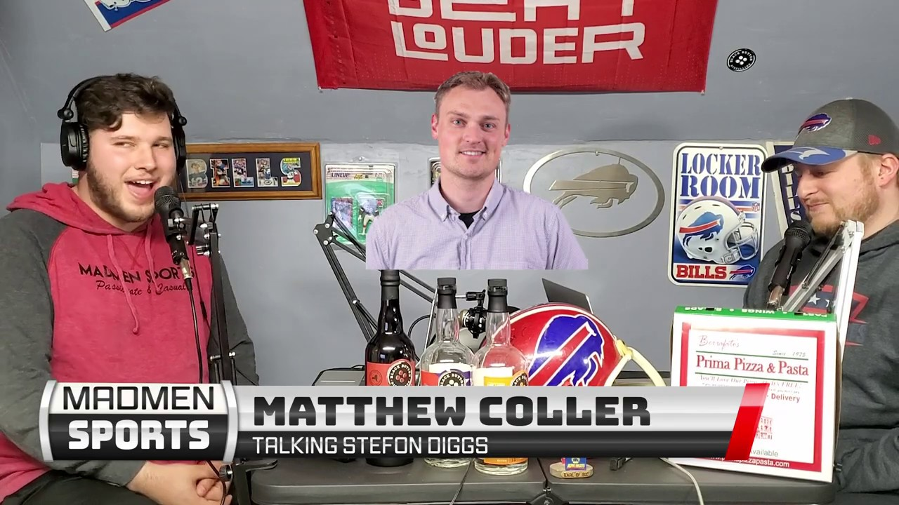 Stefon Diggs Trade to Buffalo Bills ft. Matthew Coller