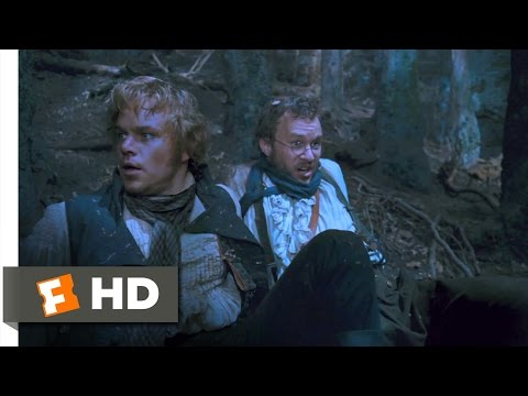 The Brothers Grimm (2/11) Movie CLIP - The Evil Forest (2005) HD