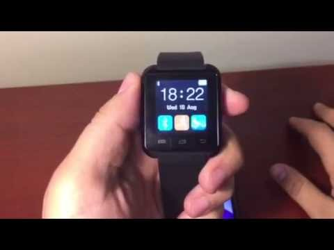 How to connect noise u8 smartwatch with android smartphone? Youtube.