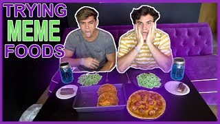 Download MAKING MEME FOOD/COOKING WITH THE DOLAN TWINS Mp3 and Videos