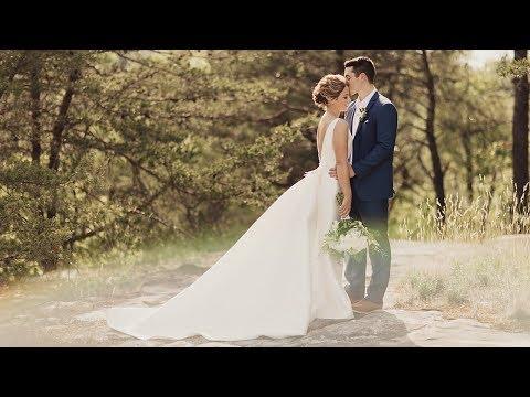 OUR WEDDING DAY VIDEO + PHOTOS