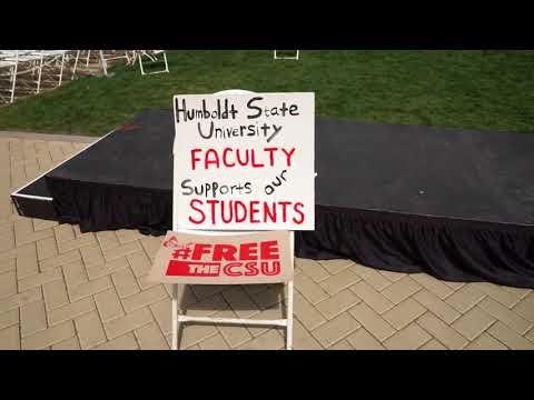 CSU Sacramento Rally