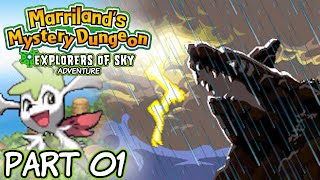 Pokémon Mystery Dungeon: Explorers of Sky, Part 01: Personal Treasure!