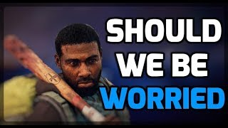OVERKILL'S THE WALKING DEAD GAMEPLAY CONCERNS || WHY YOU SHOULD BE WORRIED!