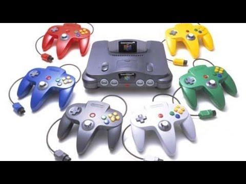 Top 10 Nintendo 64 Multiplayer Games