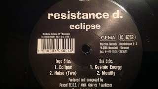 [resistance d] eclipse ep .injection records. 90s. german acid techno