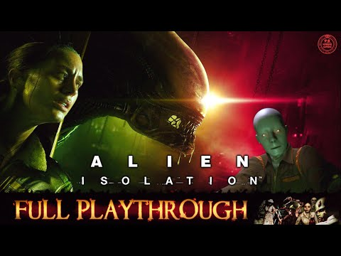 Alien Isolation | Full Playthrough |  PC Ultra / MODDED | Gameplay Walkthrough 1080P / 60 FPS