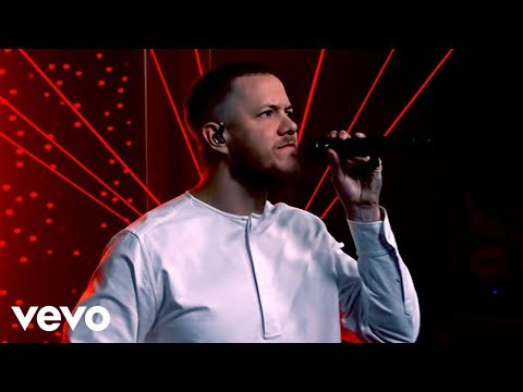 Imagine Dragons  Believer Jimmy Kimmel !2017