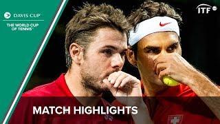 Federer/Wawrinka