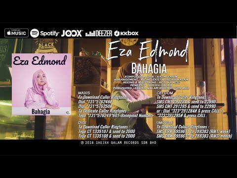 Bahagia - Eza Edmond (Official Music Video)