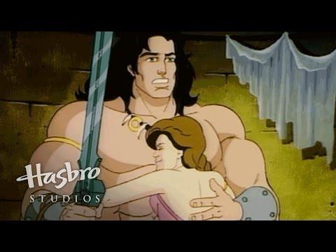 Conan the Adventurer - Greywolf Goes to Battle