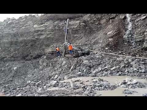 CRD drilling coal mining