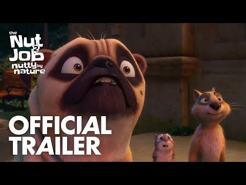 Thumbnail: THE NUT JOB 2 : NUTTY BY NATURE - OFFICIAL TRAILER - In Theaters Summer 2017