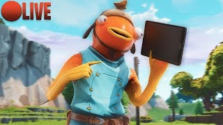 FORTNITE MOBILE | 1400+ WINS | 6 FINGER CLAW