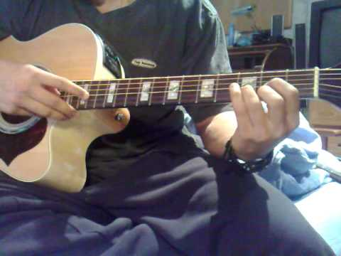 Canon in D Major (Acoustic Guitar)-Tutorial-Part 1/8