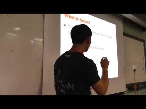 Deepin Desktop System Demo - Derek Dai - FOSSASIA Summit 2016