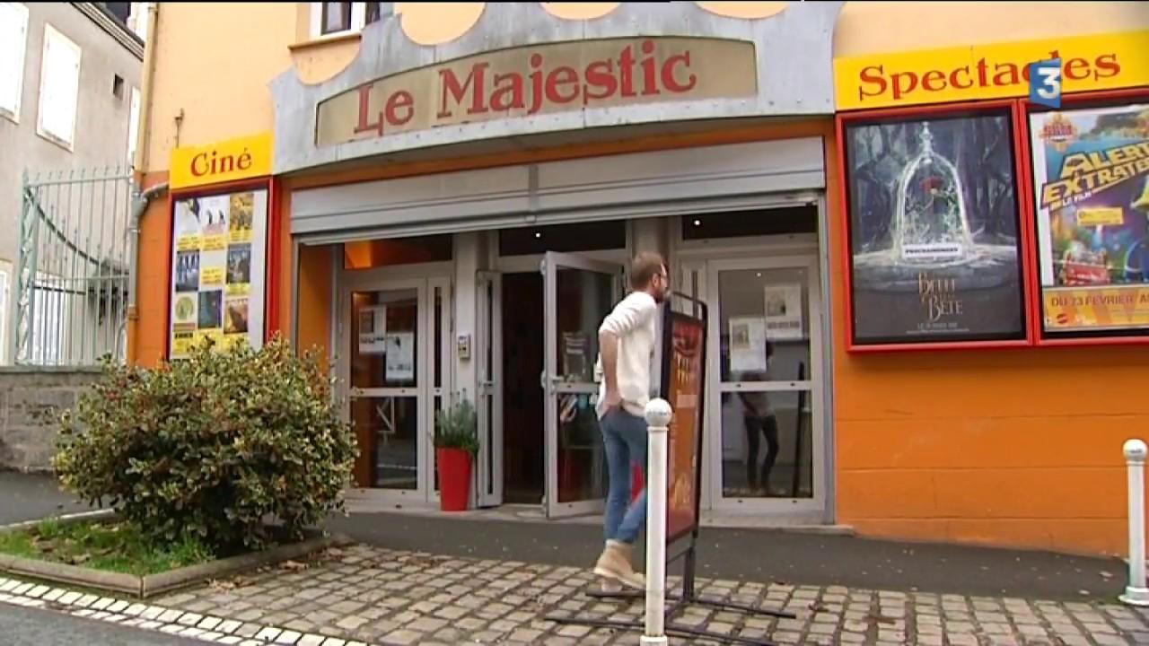Saône-et-Loire : deux complexes de cinéma vont voir le jour à Digoin et  Paray