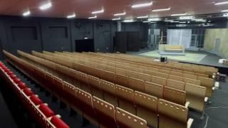 Videoprohlídka sálu Divadla Mír