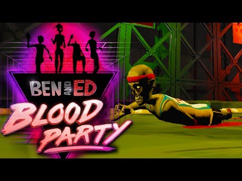 THROWING OUR HEADS!? - Ben and Ed's Blood Party with The Crew!