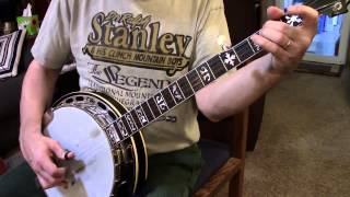 Worried Man Blues -- 5-String Banjo Lesson