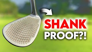 YOU CANNOT SHANK THIS GOLF CLUB!