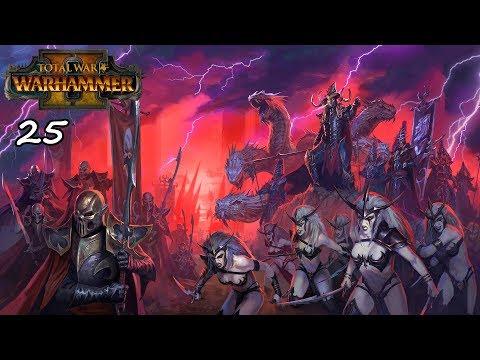 The Invasion Begins! | Dark Elf Campaign WH2 #25
