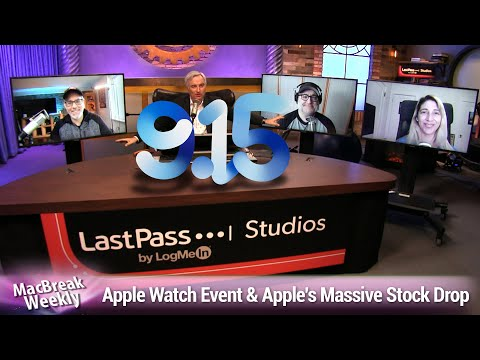 The Battle of the Tim's - Apple Watch Event September 15th, Apple's Massive Stock Drop