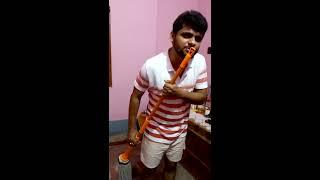Talented Boy sings karaoke with wiper while cleaning   Sei Tumi Keno Eto Ochena hole   LRB   Karaoke