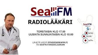 Radiolääkäri. Aiheena suomalaisten sydämet ja sydänsairaudet. Ohjelma nro 11.