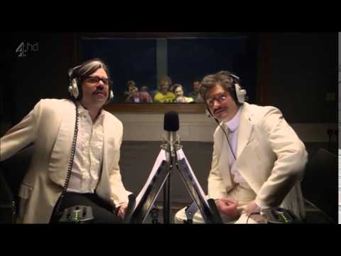 Toast of London, gay porn voiceover (EXPLICIT)