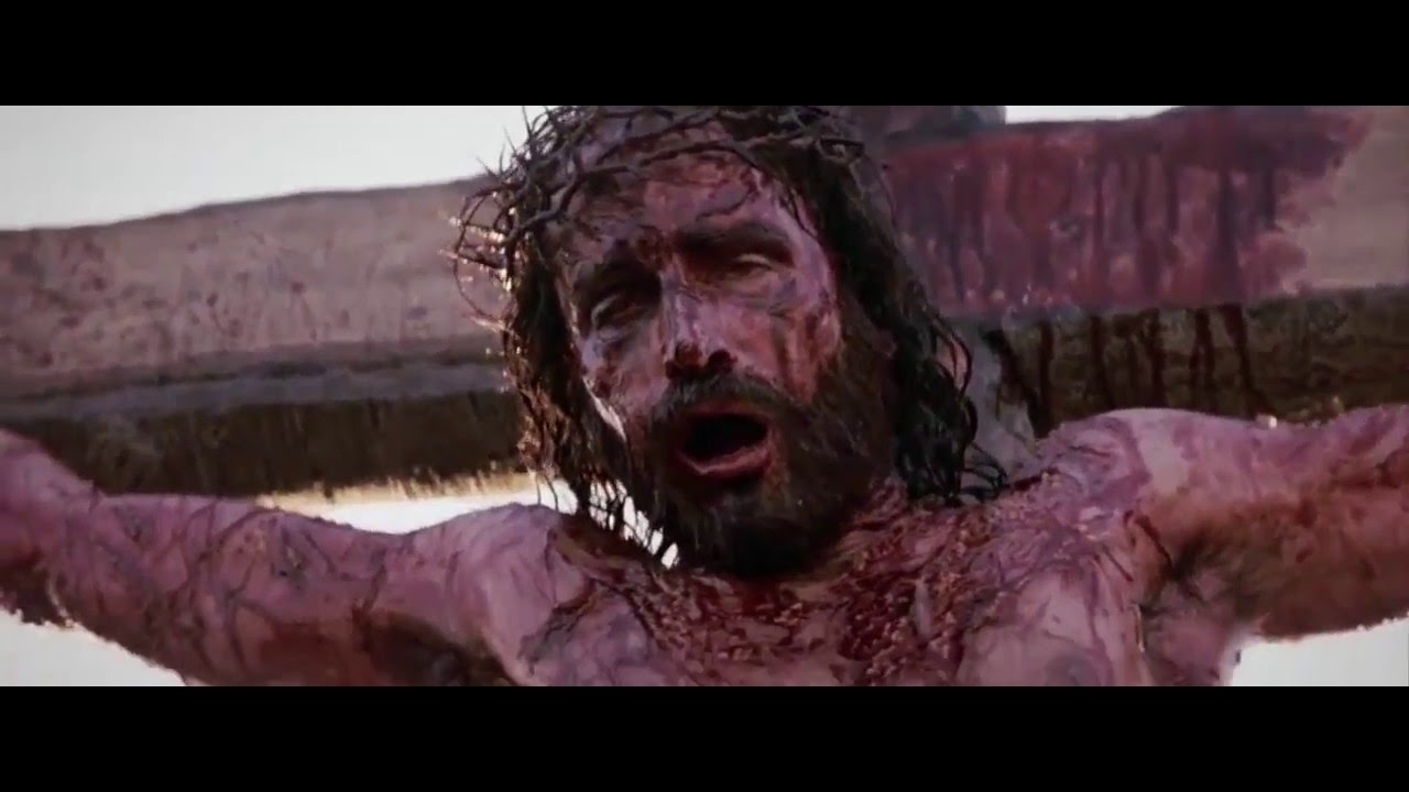 Crucifixion passion of the christ