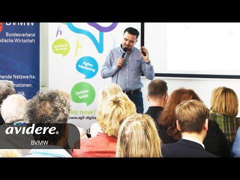 Ein Event voller Know-How und Austausch Eventfilm für den BVMW Marketingtag 2018