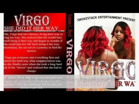 Virgo She Did It Her Way Book Promo
