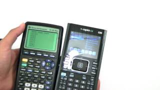 Review: TI-nspire Graphing Calculator