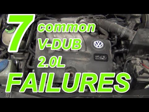 """7 Common VW 2.0L Problems to Watch Out For & """"Tommy Gun"""" WINNER anounced!"""