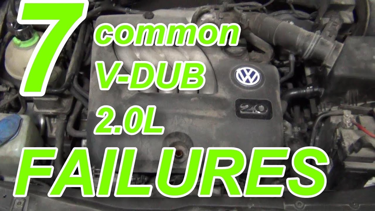 7 Common VW 2 0L Problems to Watch Out For &