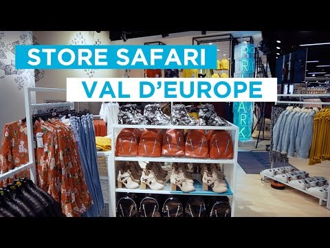 PRIMARK   Store Safari   Val d'Europe
