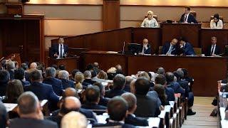 İbb Meclisinin Ilk Toplantısı Yapıldı