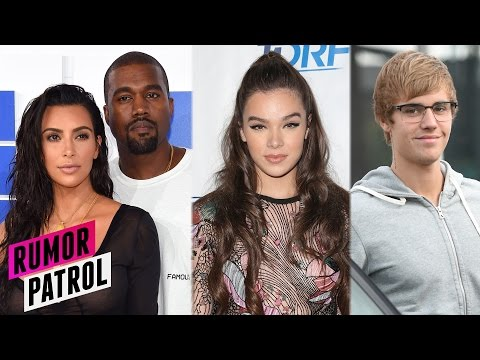 Kanye FURIOUS Over Kim's Unedited BUTT Photos? Hailee Steinfeld DISSES Justin Bieber? (RUMOR PATROL)