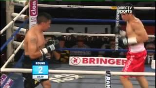 Jose C PAZ vs Cristian SERRANO - WBC - Full Fight - Pelea Completa