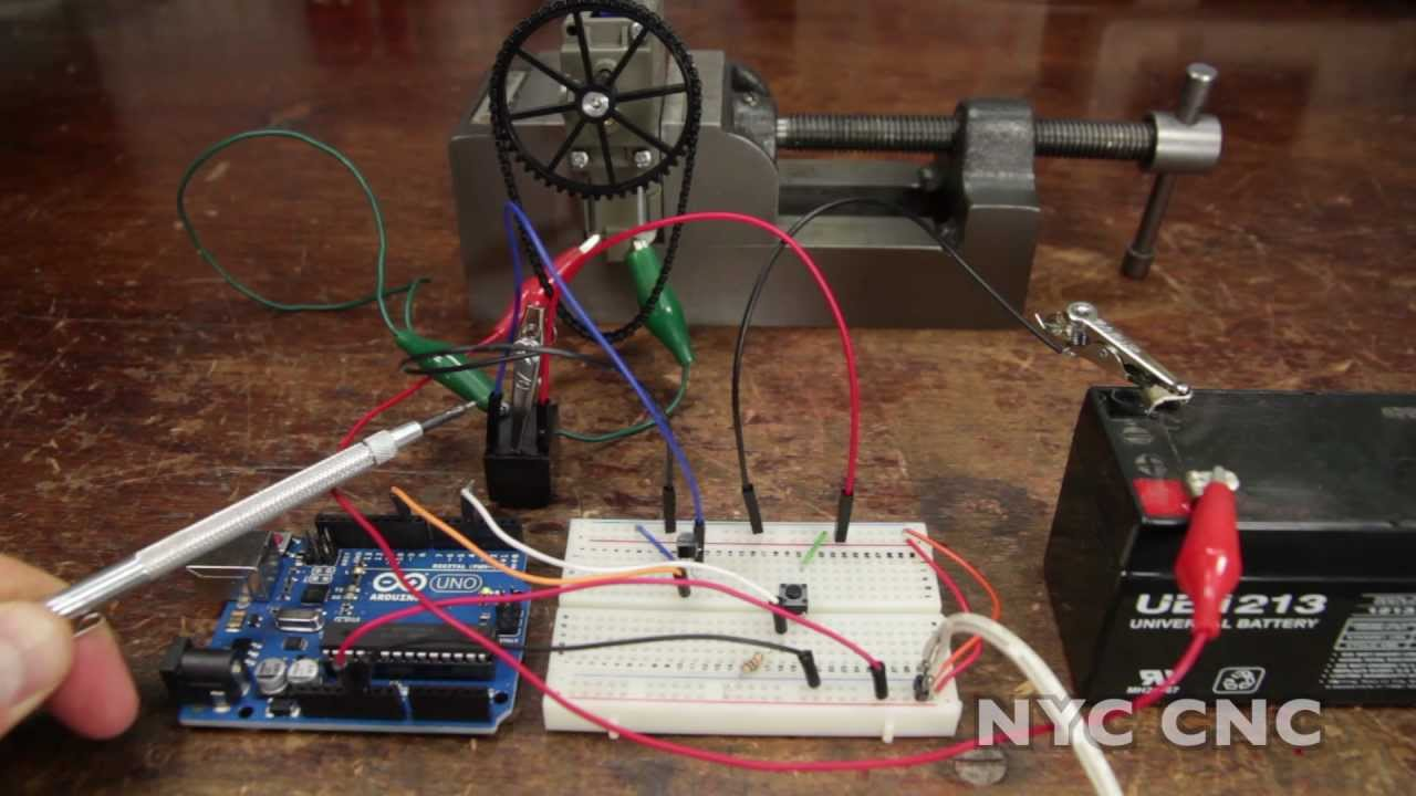 Control a DC Motor with Arduino and a Relay! HowTo
