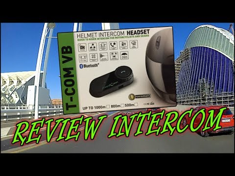 REVIEW T-COM VB (INTERCOM)  (+un Detallito Para Vosotros🎁) | RayBikeLife